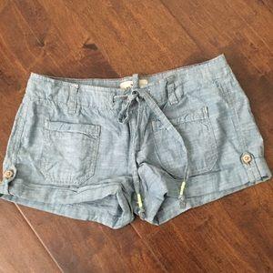 NWT Hollister Shorts Size 0